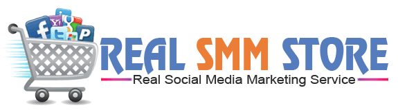Real Social Media Marketing Service
